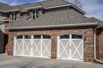 farmhouse garage doors meridian idaho